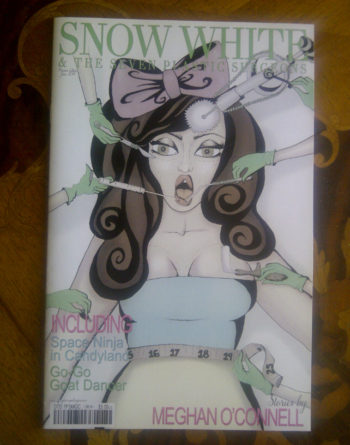 Snow White and the Seven Plastic Surgeons Comic Book