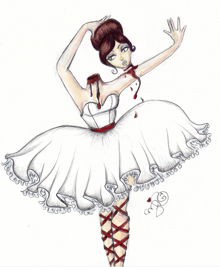 Mina the Headless Ballerina by Dirty Teacup Designs