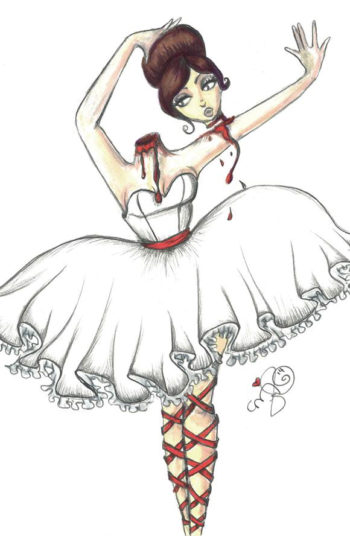 Mina the Headless Ballerina - by Dirty Teacup Designs