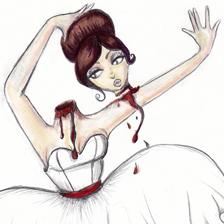 Mina the Headless Ballerina