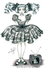 Talky Tina - by Dirty Teacup Designs
