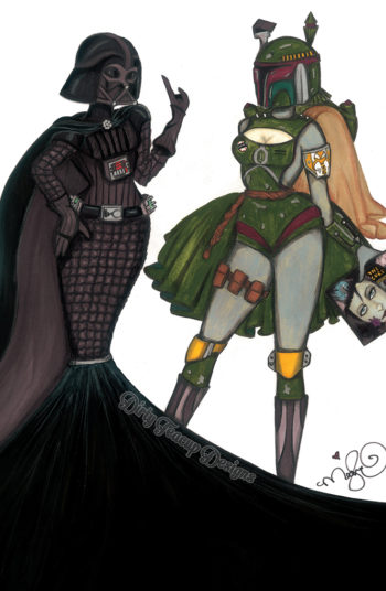 No Disintegrations - by Dirty Teacup Designs